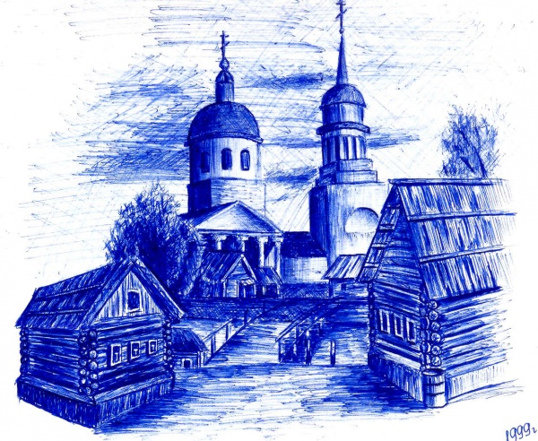 Работы художника Шалапугиной Елены (187 фото)