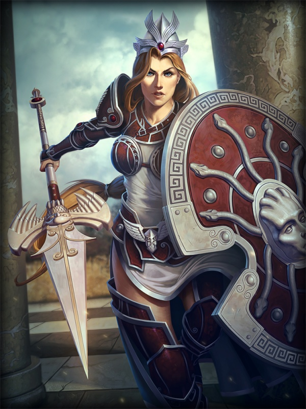 Game Art Collections by SMITE (225 фото)