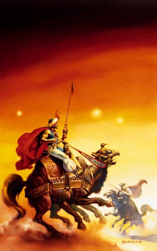 Живые легенды (иллюстративная живопись) (1302 фото)