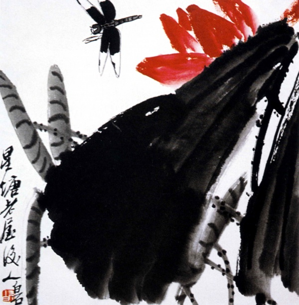 Ци Бай-ши - китайский живописец (221 фото)
