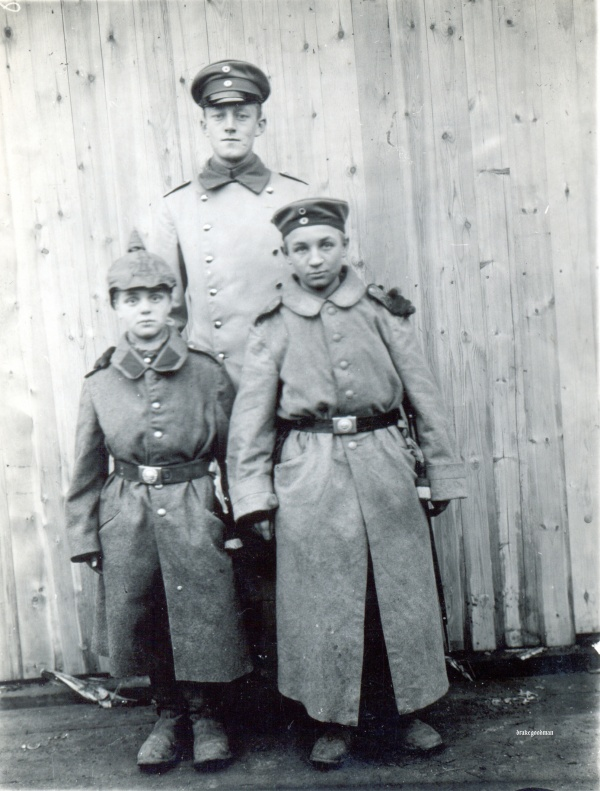 Фотоальбом. Первая Мировая война (36 фото)