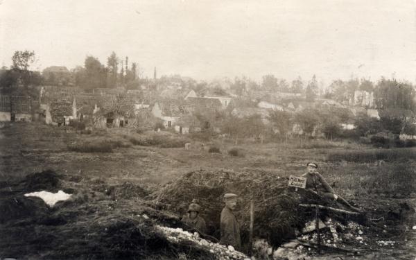 Фотоальбом. Первая Мировая война. Часть 2 (48 фото)