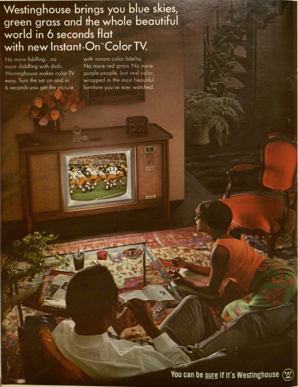 Старая журнальная реклама (22 фото)