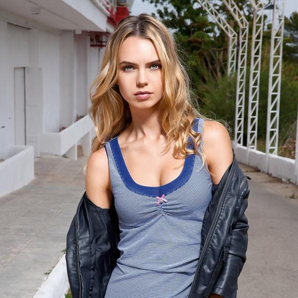 Aurelia Gliwski - Skiny Bodywear (48 фото)
