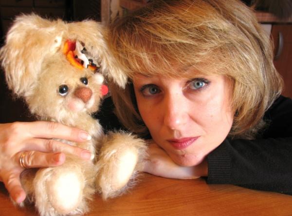 Авторские игрушки Татьяны Бараковой (108 фото)