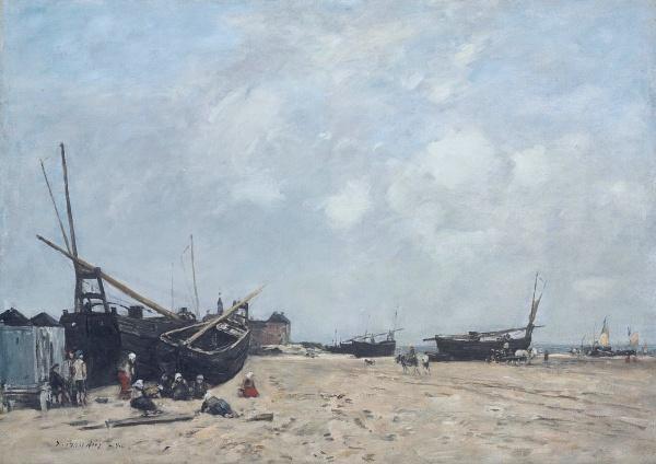 Eugene Boudin (1824-1898) (505 ����)