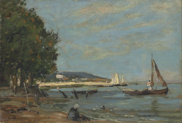 Eugene Boudin (1824-1898) (505 фото)