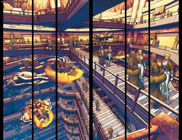 Работы американского художника Брендона Петерсона (435 фото)