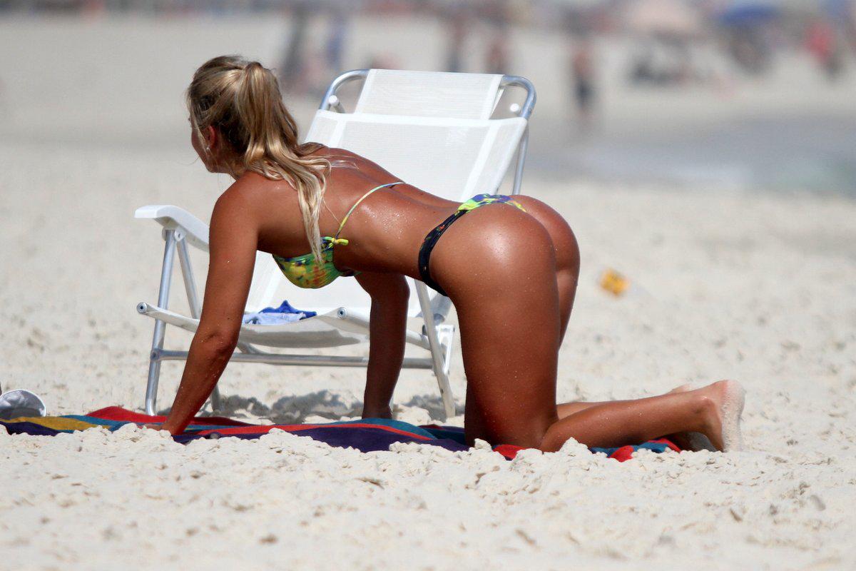 пляжные фото бразильянок как