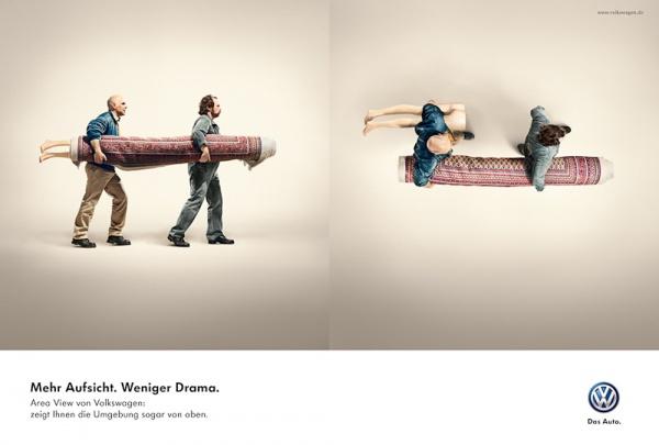 Креатив в рекламе (100 фото)