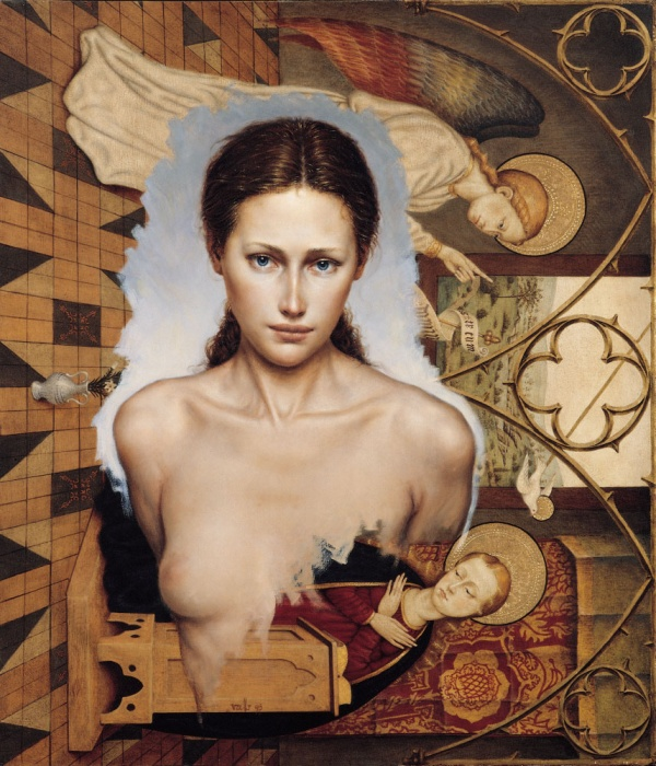 Artworks by Dino Valls (106 фото)