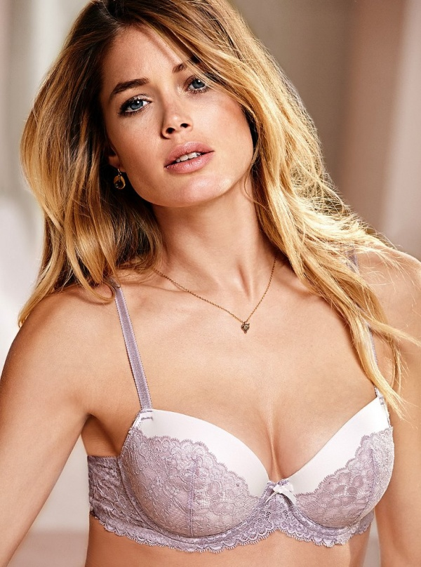 Doutzen Kroes - Victoria's Secret Photoshoots 2014 Set 2 (60 фото)