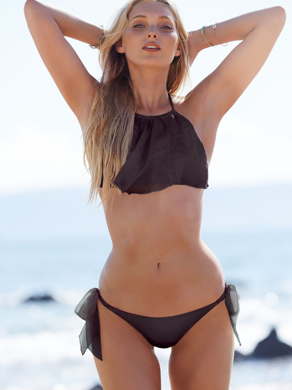 Elsa Hosk - Victoria's Secret Photoshoot 2015 Set 2 (78 фото)
