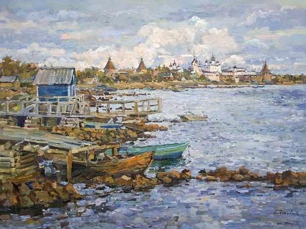 Художник Pavel Es'kov (150 фото)