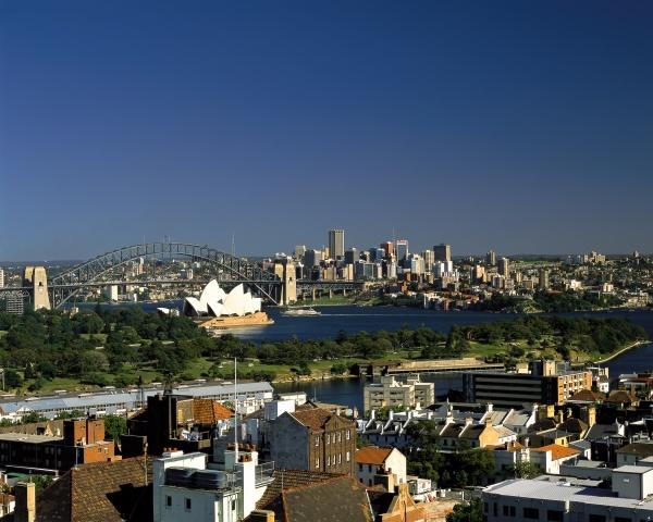 Australia · New Zealand (100 фото)