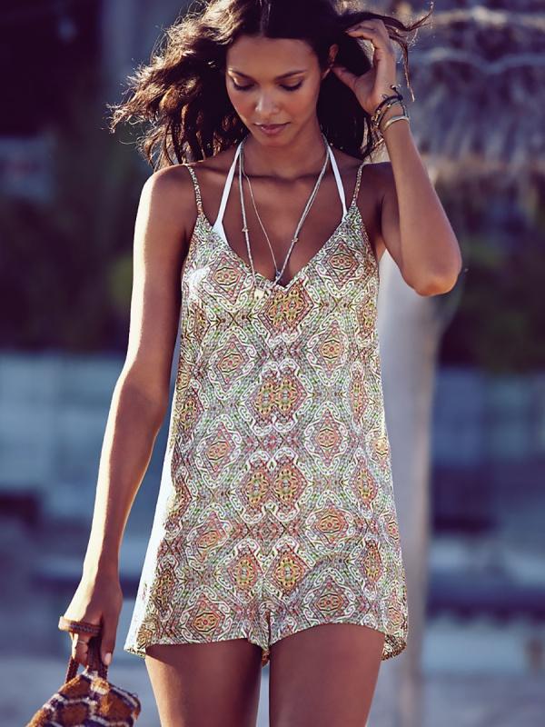 Lais Ribeiro - Victoria's Secret Photoshoot 2015 Set 2 (73 фото)