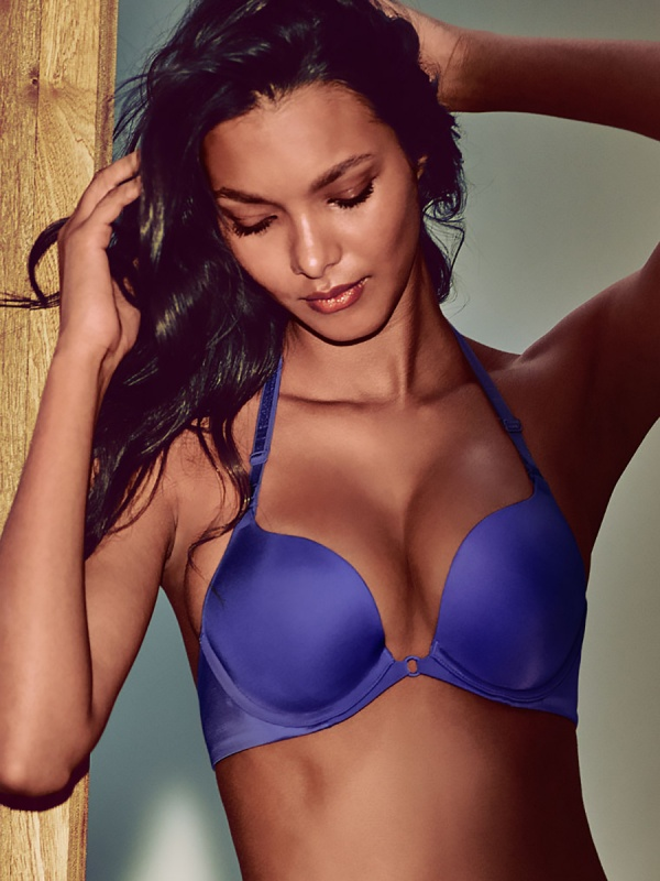 Lais Ribeiro - Victoria's Secret Photoshoot 2015 Set 2 (73 фото)