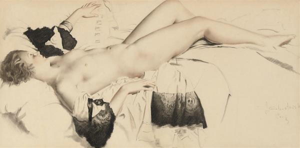 Lev Chistovskiy (1902-1969) (58 фото)