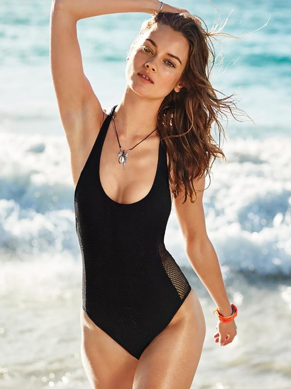 Monika Jagaciak - Victoria's Secret Photoshoots 2015 Set 2 (99 фото)
