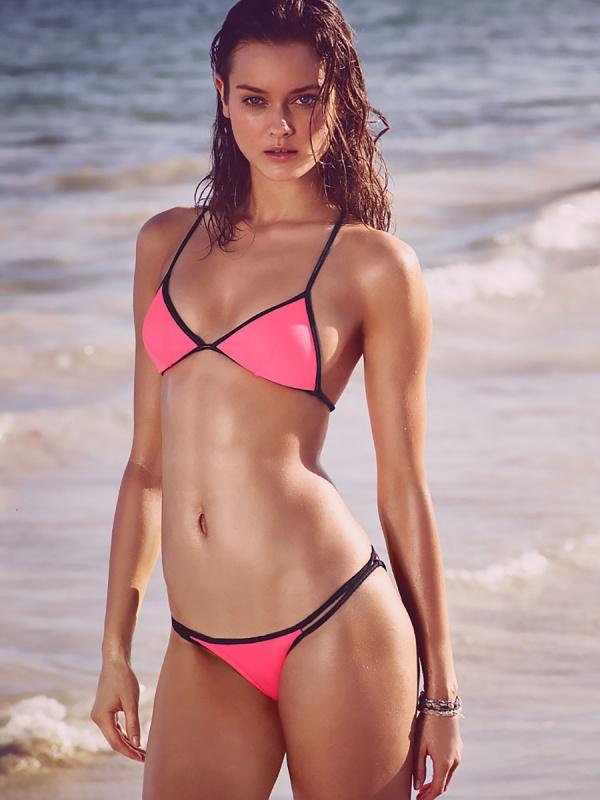 Monika Jagaciak - Victoria's Secret Photoshoots 2015 Set 3 (65 фото)