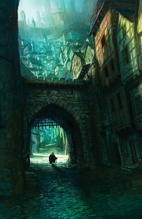 Artworks by Marc Simonetti (161 фото)