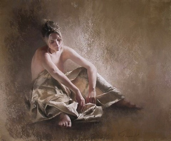Artworks by Nathalie Picoulet (89 фото)