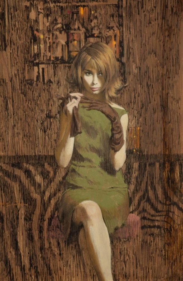 Robert McGinnis (308 фото)