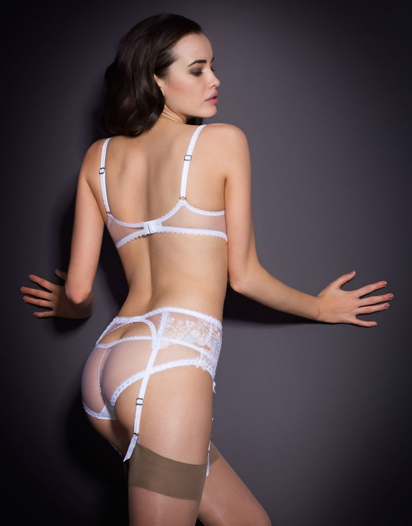 Sarah Stephens - Agent Provocateur Autumn-Winter 2014 Set 4 (53 фото)