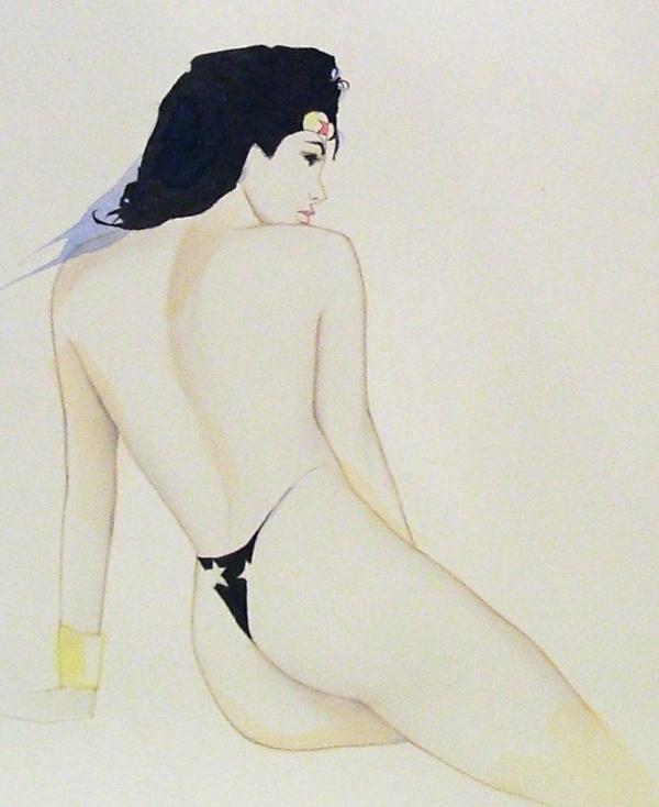Работы американского художника Shelton Bryant (643 фото)