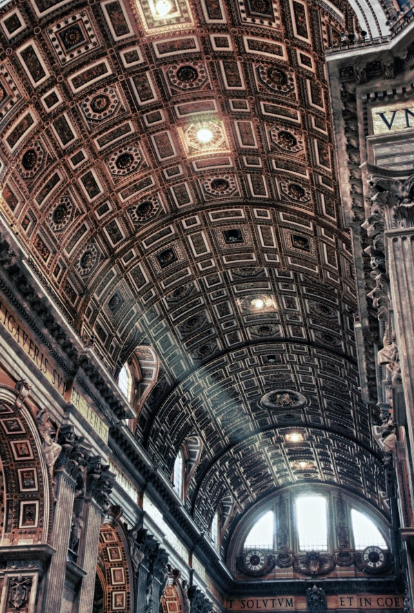 Amazing Italy HDR Photos (Vatican) (153 фото)