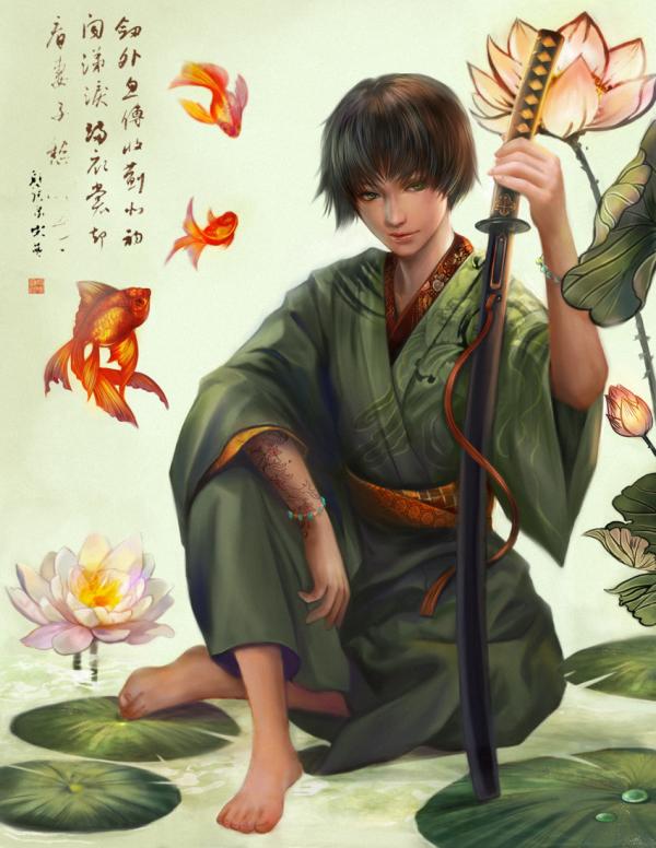 Yang Fan (64 фото)