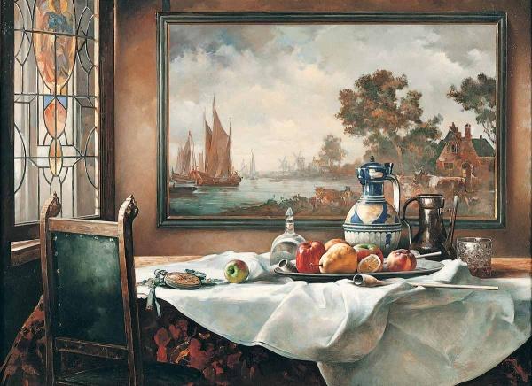 Живопись: Шедевры мастеров искусства
