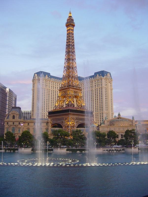 Многообразный Лас-Вегас - город развлечений (65 фото)