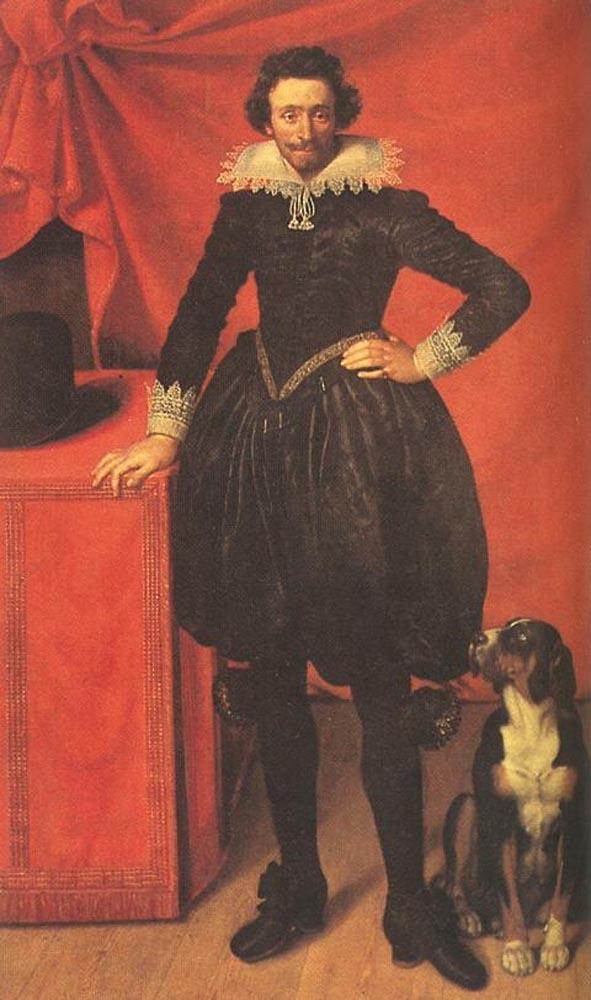 Фламандская живопись: Пурбюс Франс Младший