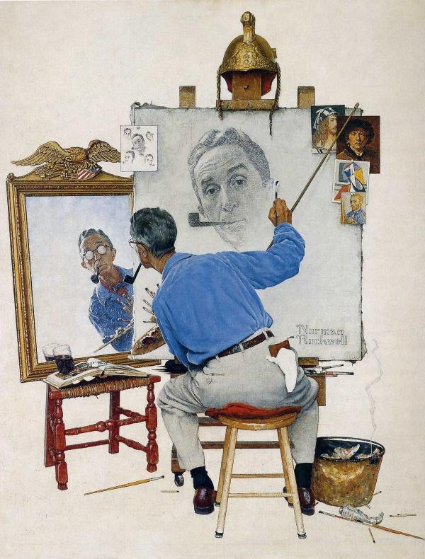Коллекция Живописи для вдохновения 24