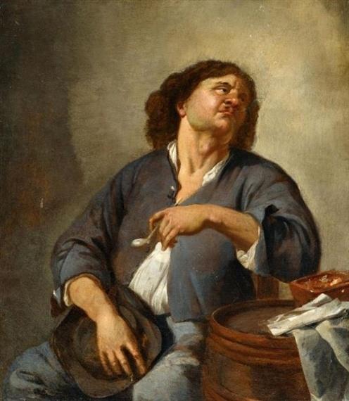 Фламандская живопись: Браувер Адриан (102 фото)