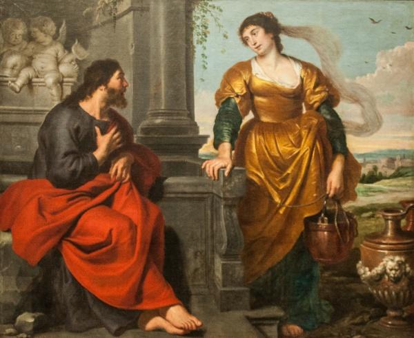 Фламандская живопись: Вос Корнелис де (100 фото)