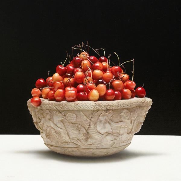 Потрясающие работы художника Лучиано Вентрон в стиле фотореализм (232 фото)