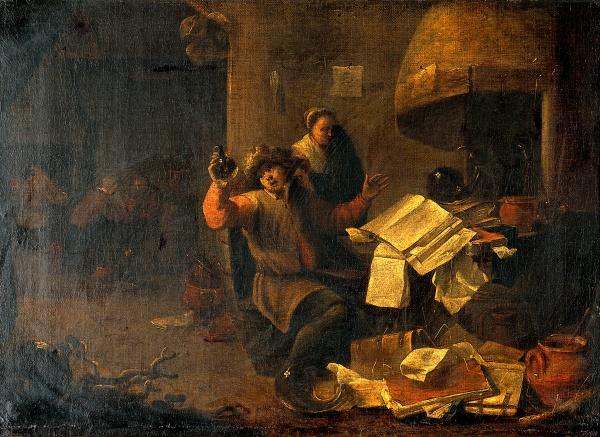 Фламандская живопись: Тенирс Давид Младший (1610-1690)