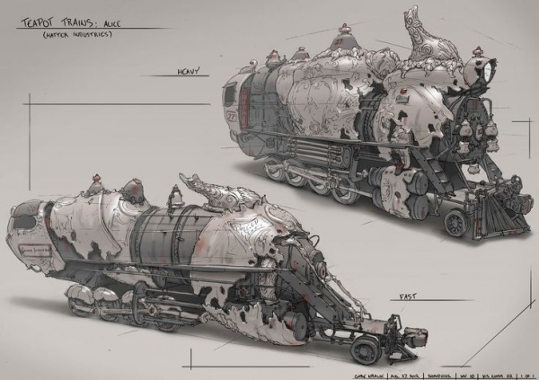 Concept Art Collection p.6 (5170 фото)