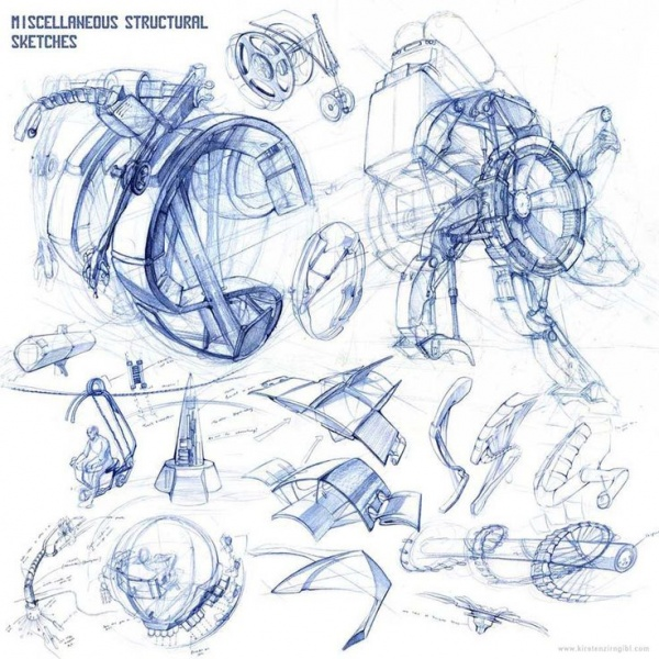 Concept Art Collection p.7 (5641 фото)
