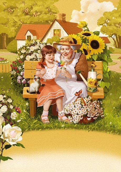 Иллюстрации Татьяны Дорониной (81 фото)