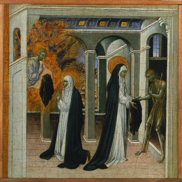 Artworks by Giovanni di Paolo