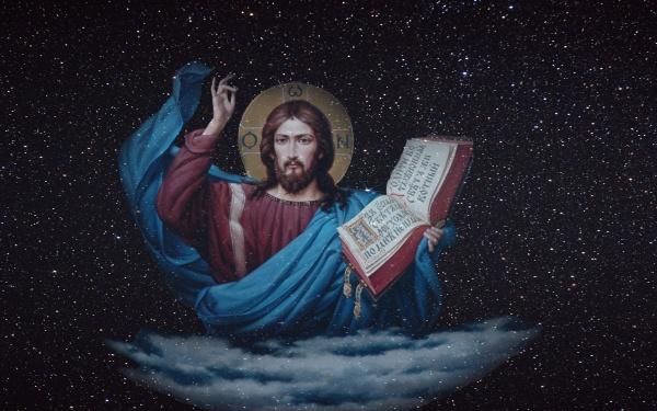 Коллекция обоев чудотворных икон (41 фото)