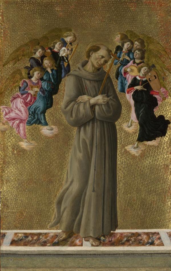Сандро Боттичелли (1445-1510) (2 часть) (48 фото)