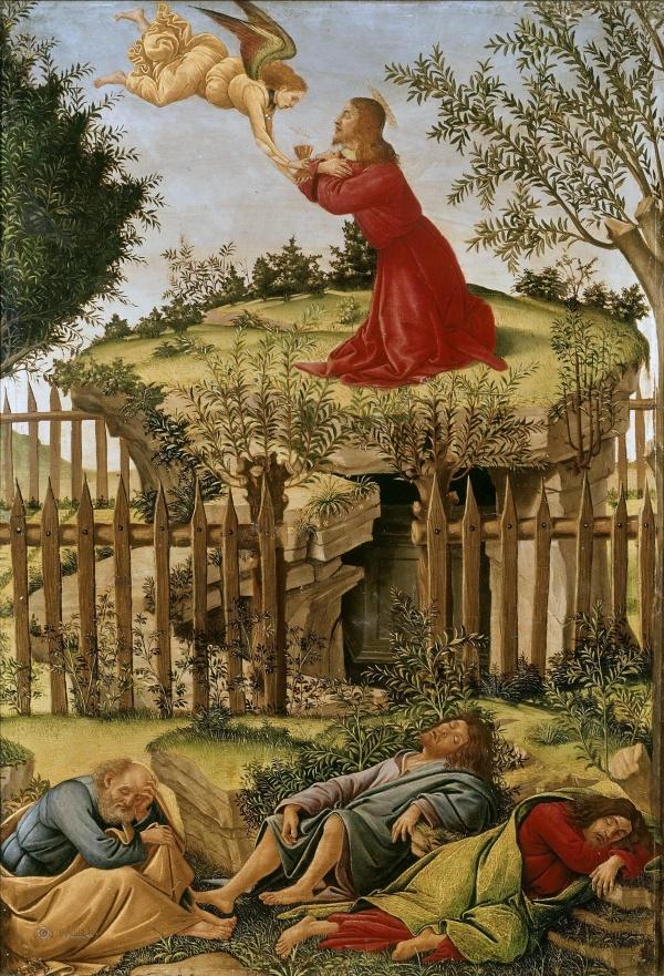 Сандро Боттичелли (1445-1510) (3 часть) (57 фото)