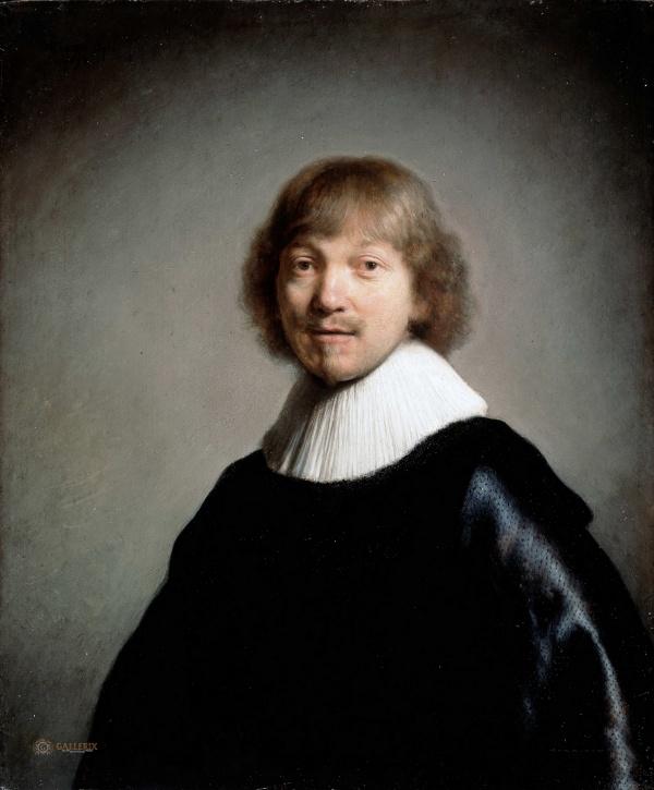 Харменс ван Рейн Рембрандт (1606-1669) (1 часть) (55 фото)