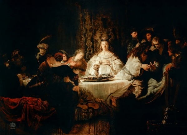 Харменс ван Рейн Рембрандт (1606-1669) (2 часть) (60 фото)