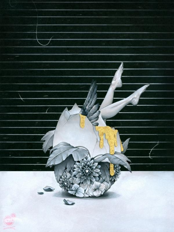 Artworks by Chris B. Murray (52 работ)