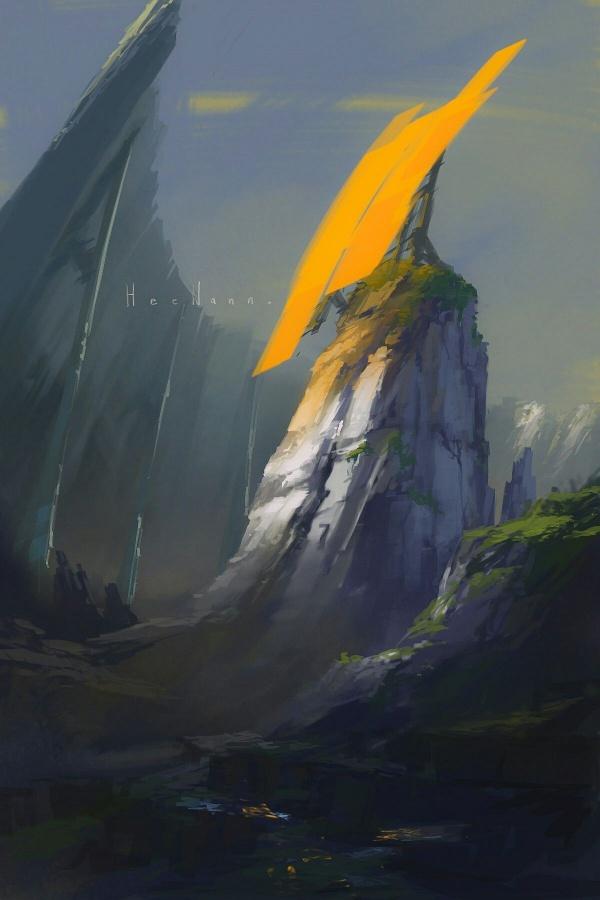 Artworks by Hee Wann (97 работ)